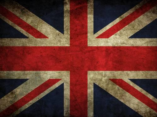 британский флаг на рабочий стол